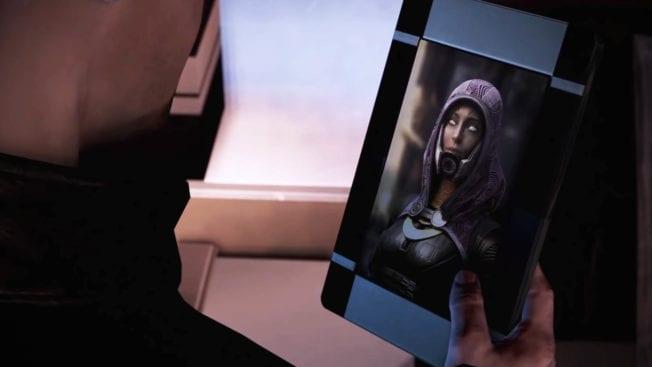 Mass Effect - Talis Gesicht - Geheimnis - Neu