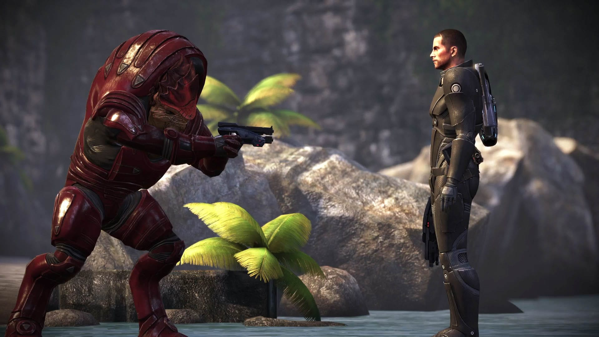 Mass Effect - Wie Wrex retten 2