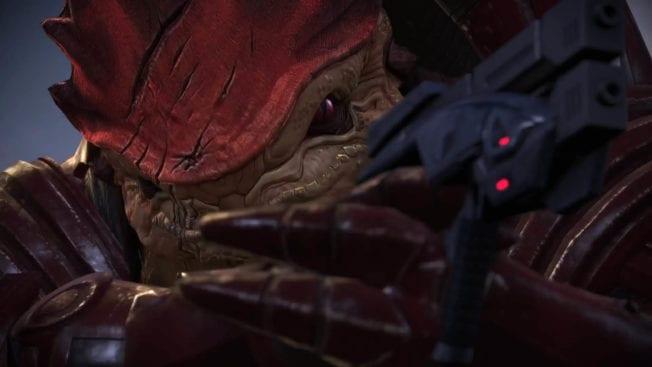 Mass Effect - Wie Wrex retten