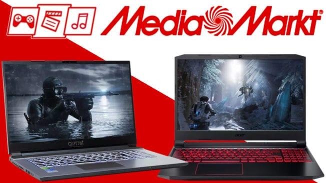 MediaMarkt Gaming-Notebooks