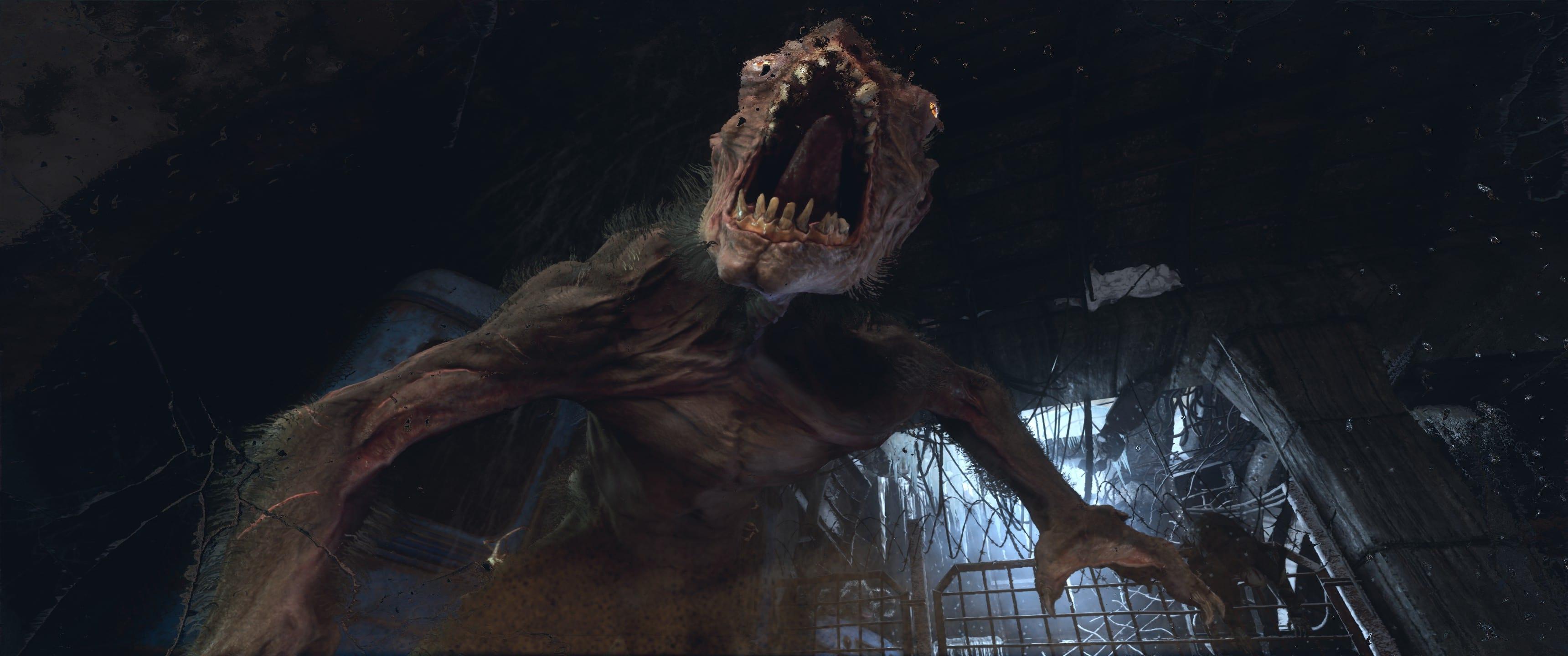 Metro Exodus EE Monster