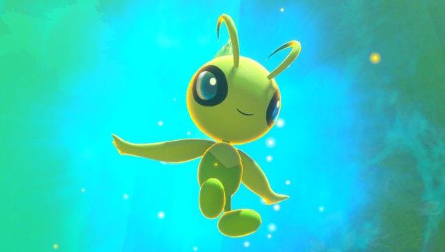 New Pokémon Snap Legendäres Mysteriöses Pokémon Celebi Fundort alle Sterne Fundort