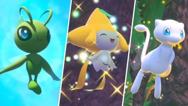 New Pokémon Snap - Guide - Alle Legendären und Mystischen Pokémon