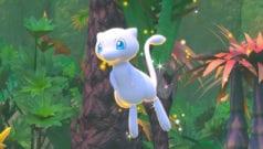 New Pokémon Snap Mysteriöses Pokémon Mew Fundort alle Sterne