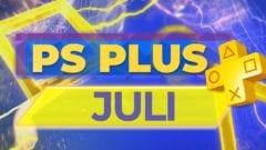 PlayStation Plus im Juli 2021