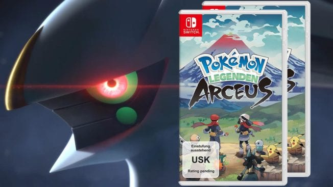 Pokémon Legends Arceus - Preorder-Guide