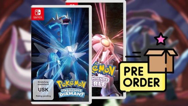 Pokémon Perle Diamant - Preorder