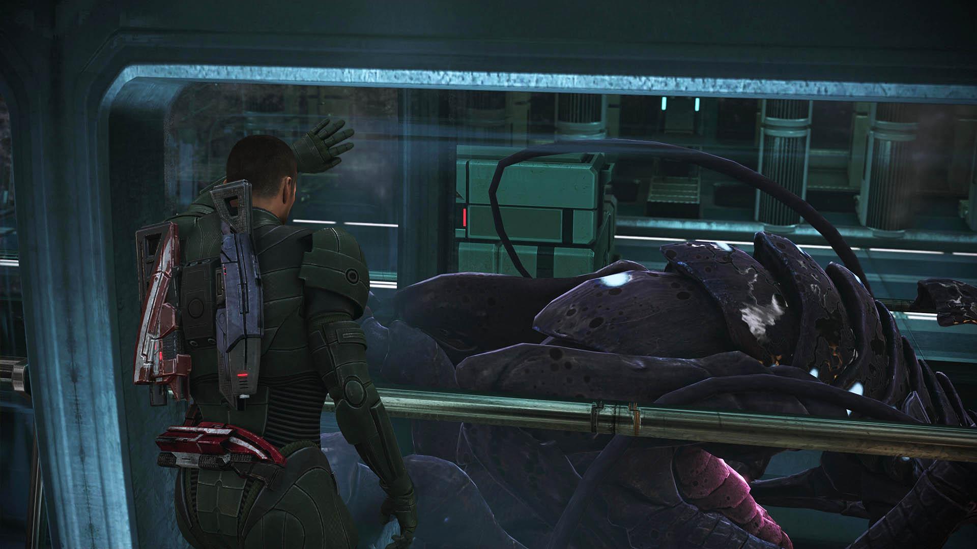 Rachni Queen in Mass Effect