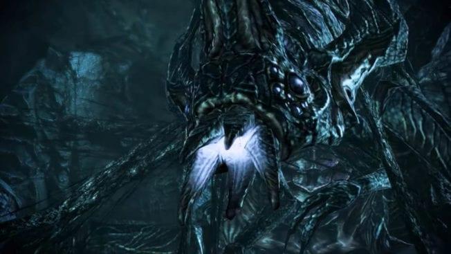 Rachni Königin in Mass Effect 3