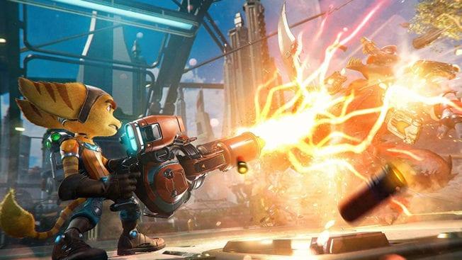 Ratchet & Clank Rift Apart – Beitragsbild