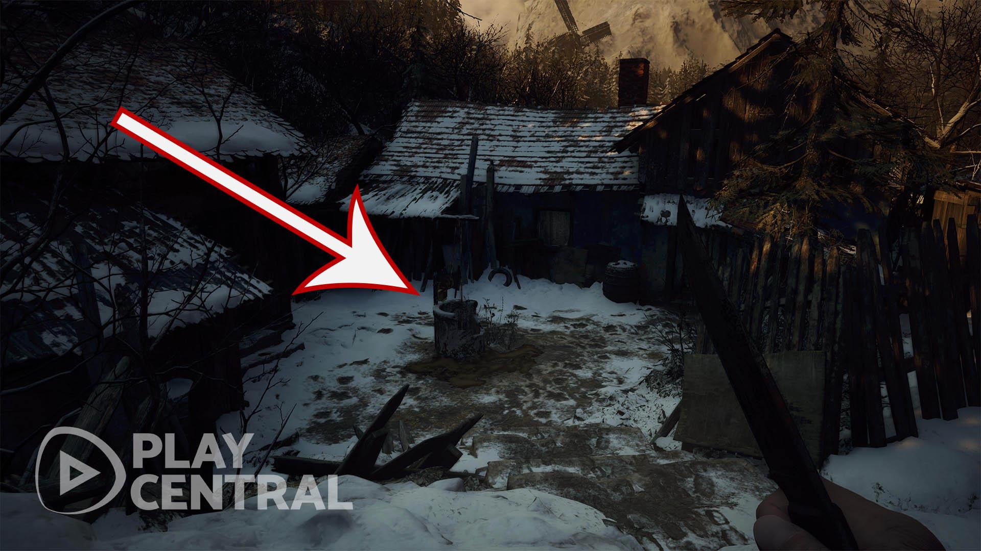 Resident Evil 8 - Alle Brunnen - 4a
