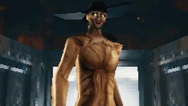 Resident Evil 8 Demake PS1