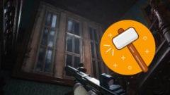 Resident Evil 8 Fenster