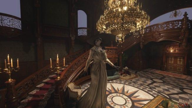Resident Evil 8 Mod - Alcina Dimitrescu noch größer