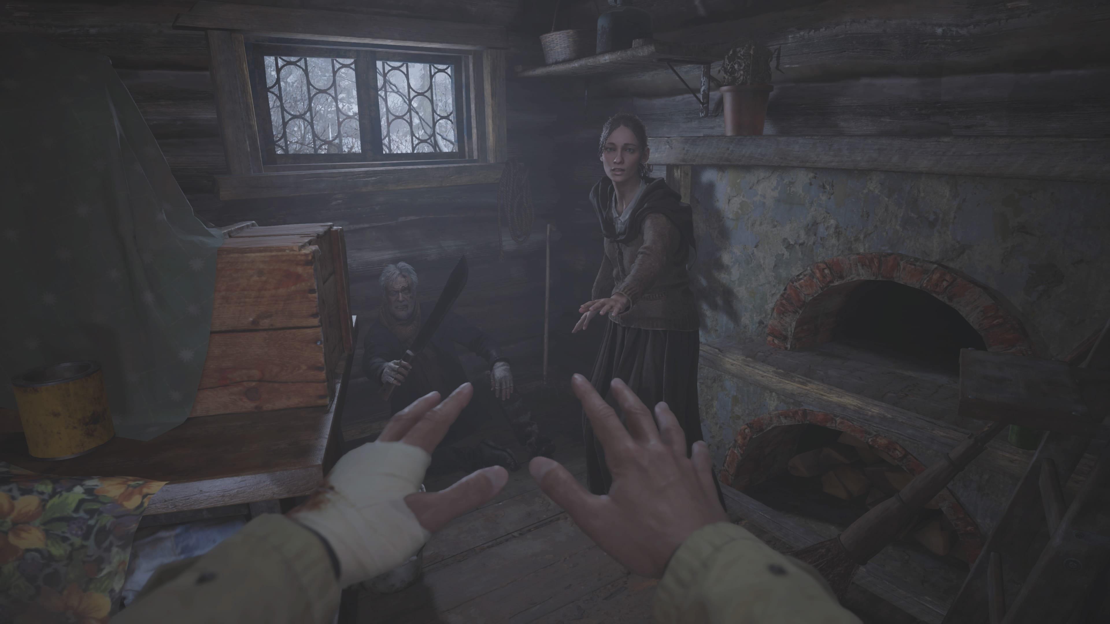 Elena und Leonardo: Resident Evil 8 (Lösung)