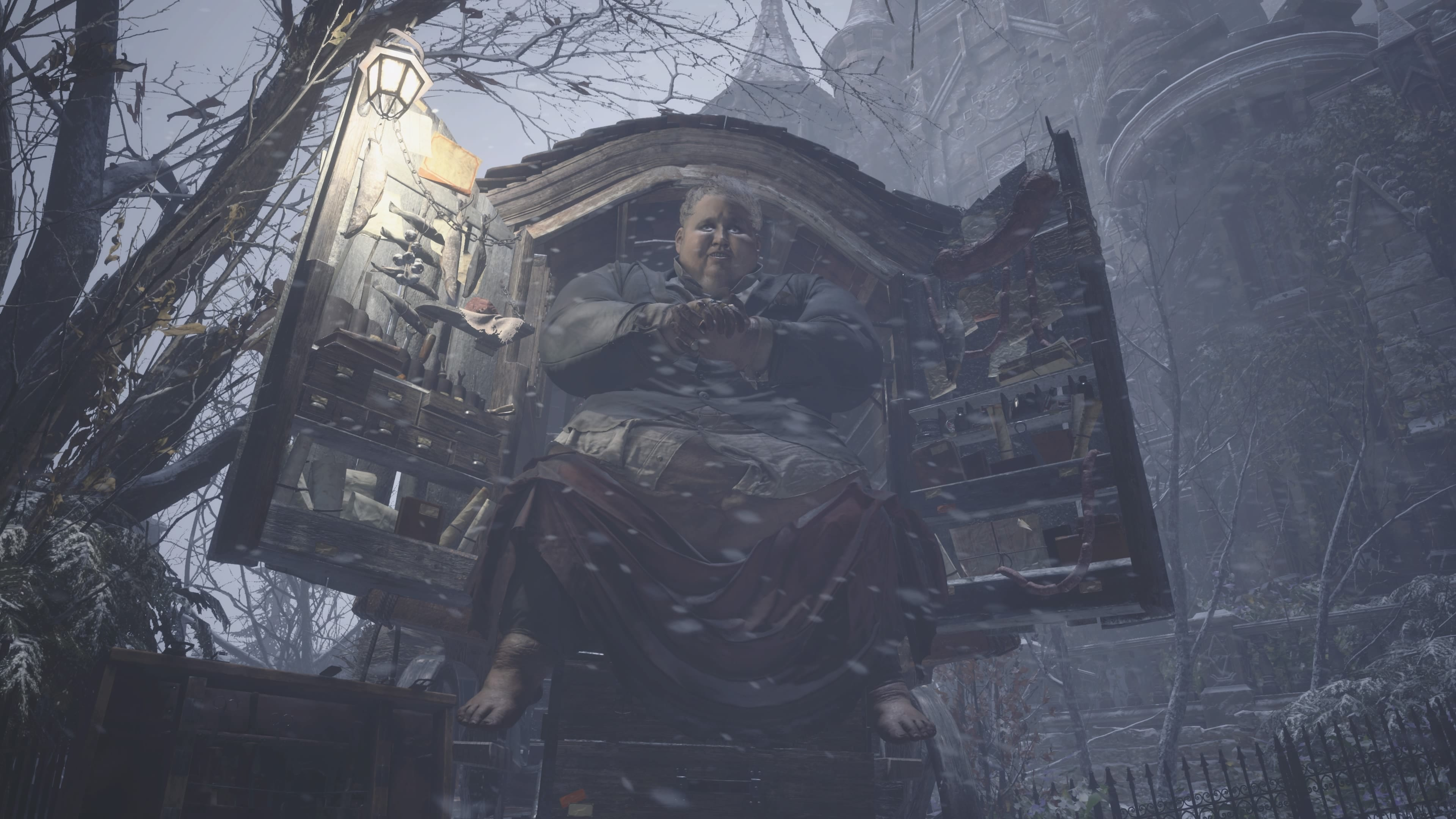 Resident Evil 8: Der Händler Duke (Lösung)