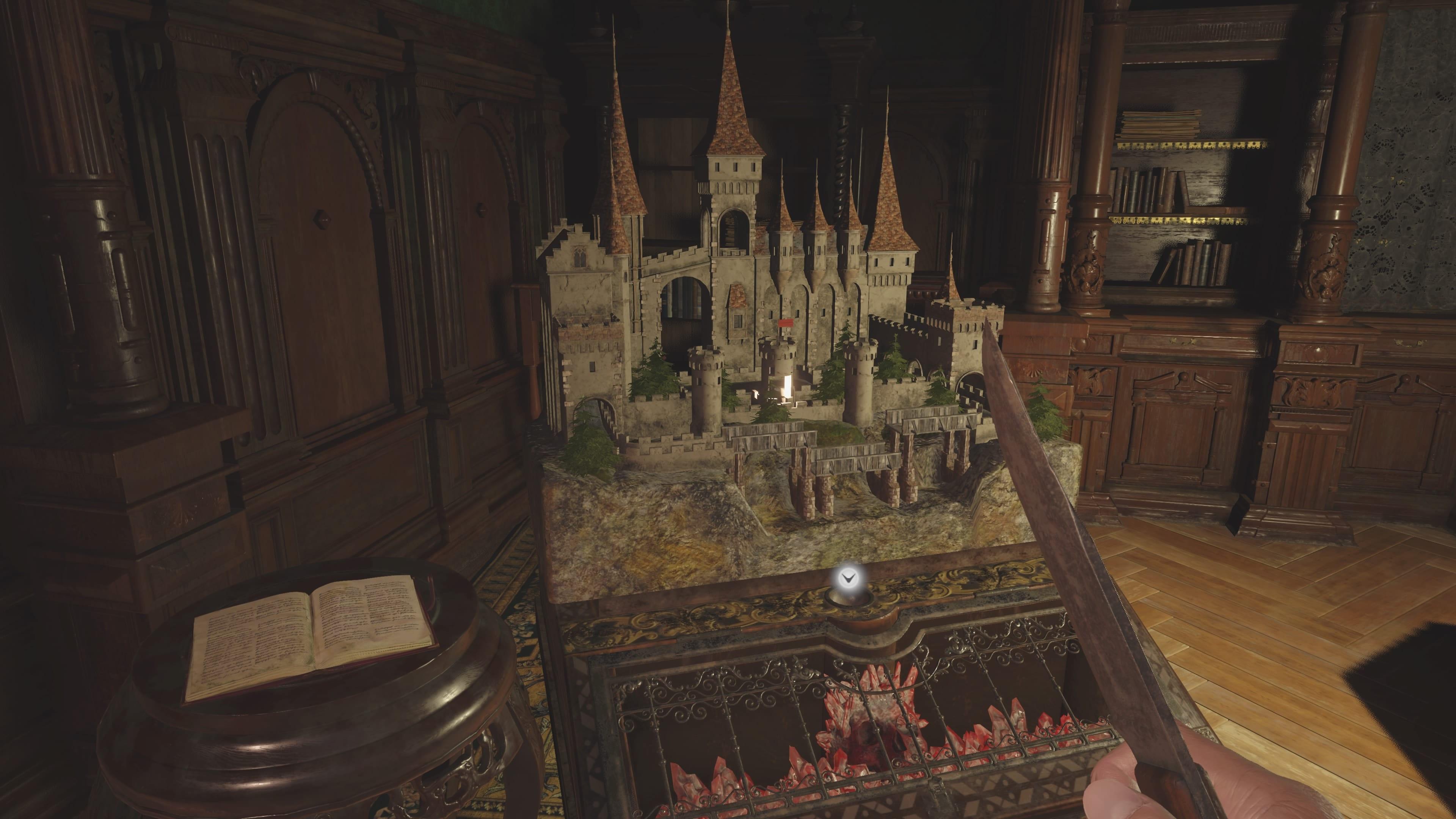 Resident Evil 8: Kugellabyrinth im Schloss (Lösung)