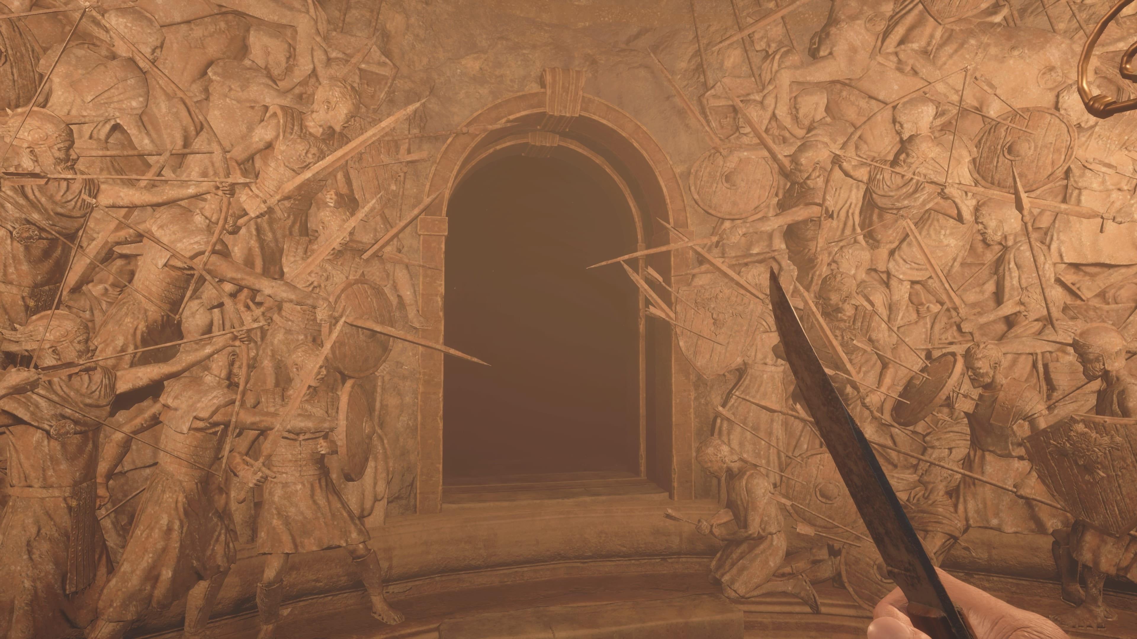 Resident Evil 8: Halle des Krieges (Lösung)