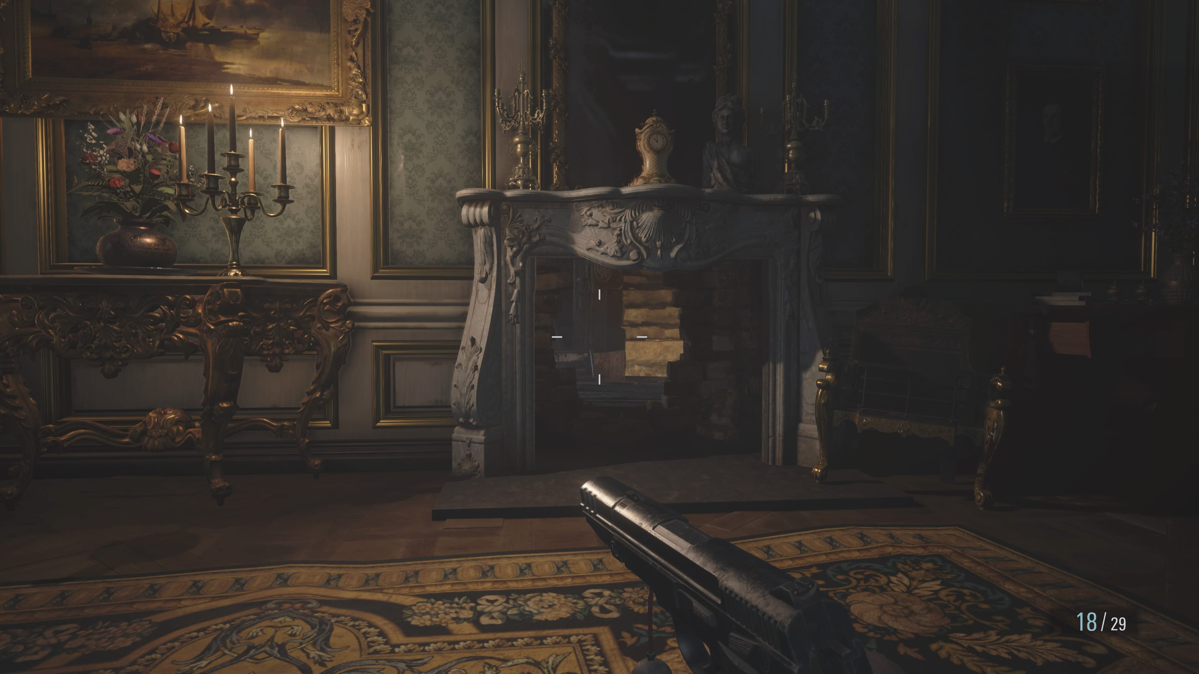 Resident Evil 8: Geheimgang, Halle der Verzückung (Resident Evil 8 Lösung)