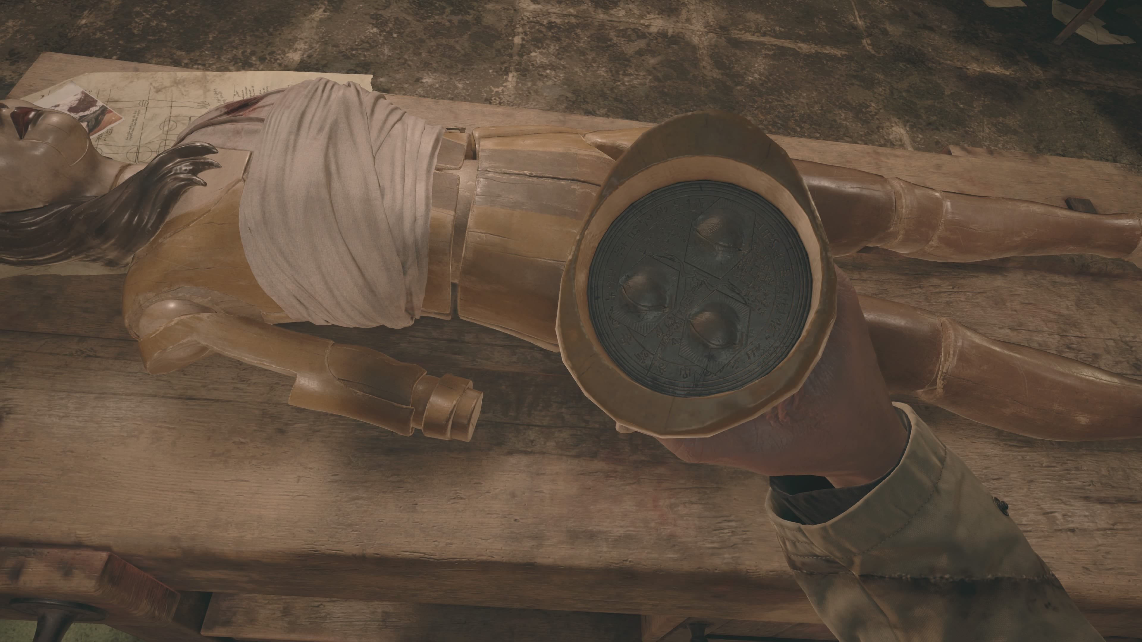 Resident Evil 8: Mannequin-Rätsel (Lösung)