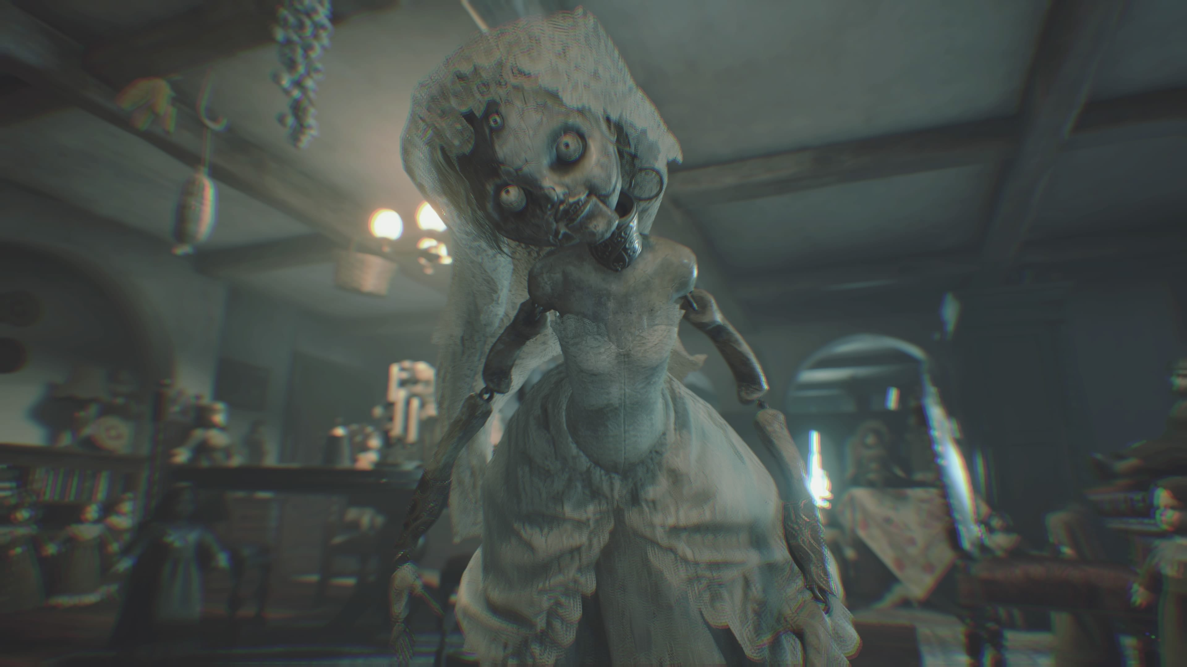 Resident Evil 8: Die Puppe Angie (Lösung)