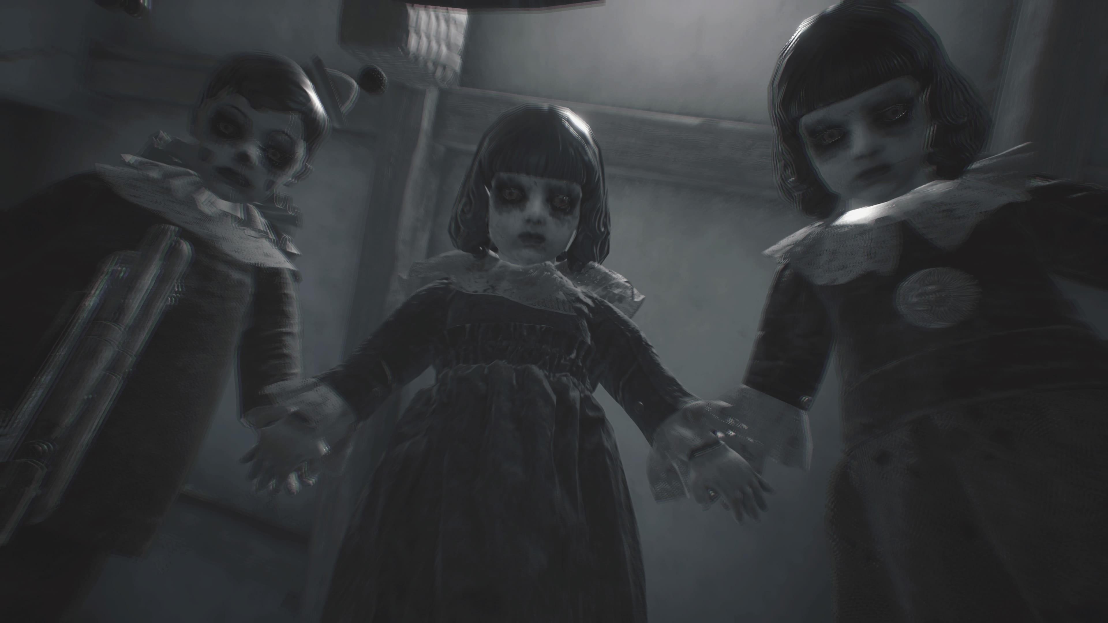 Resident Evil 8: Test (Donnas Puppen)