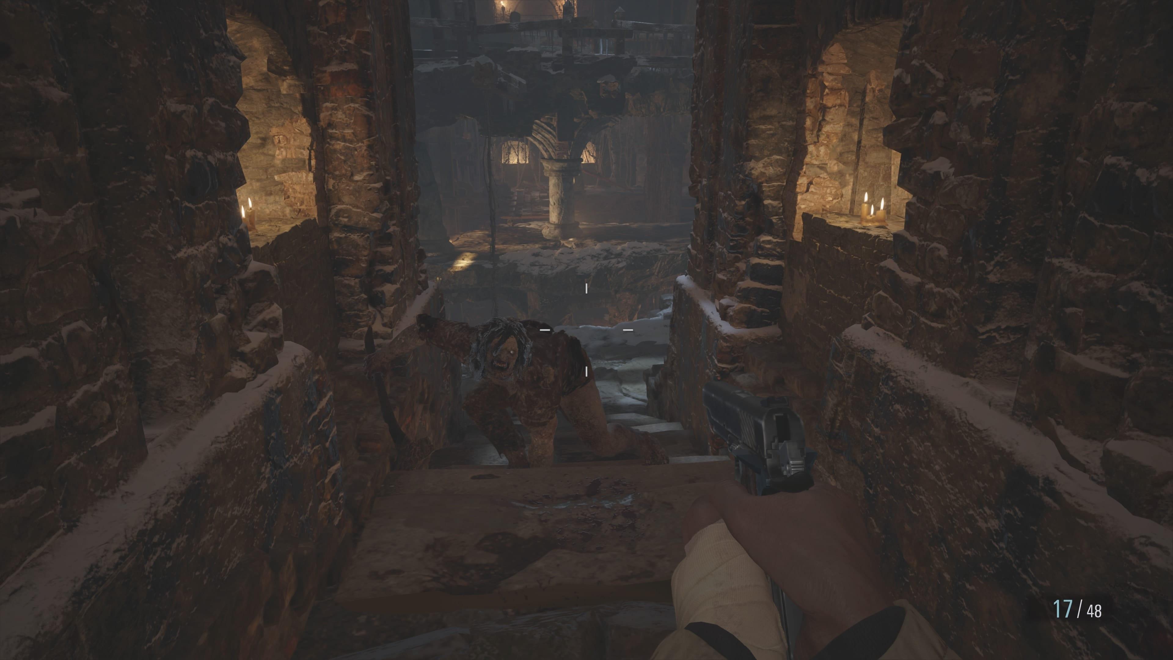 Resident Evil 8: Lycaner abwehren (Lösung)