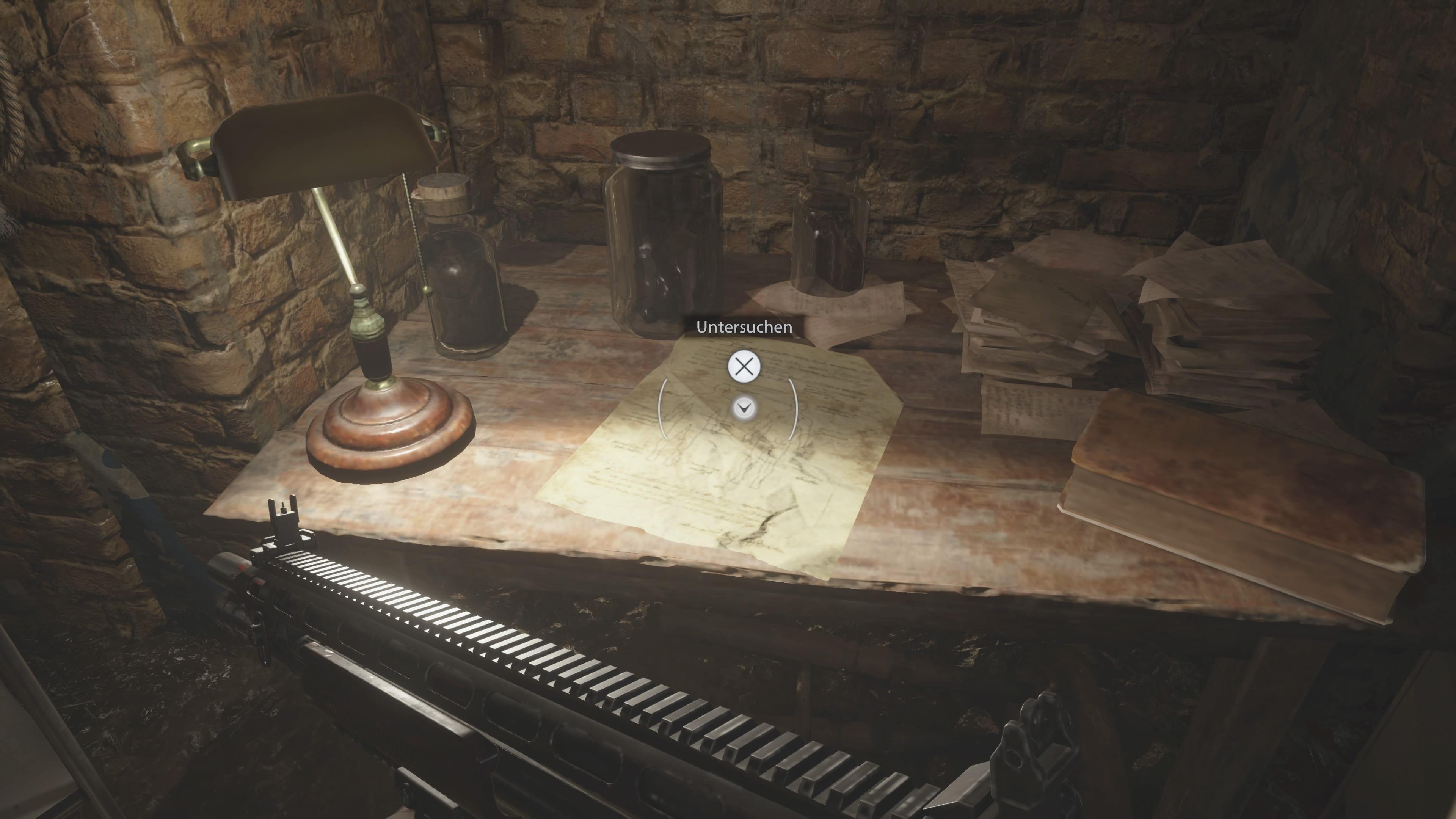 Resident Evil 8: Alle Akteneinträge (Lösung)