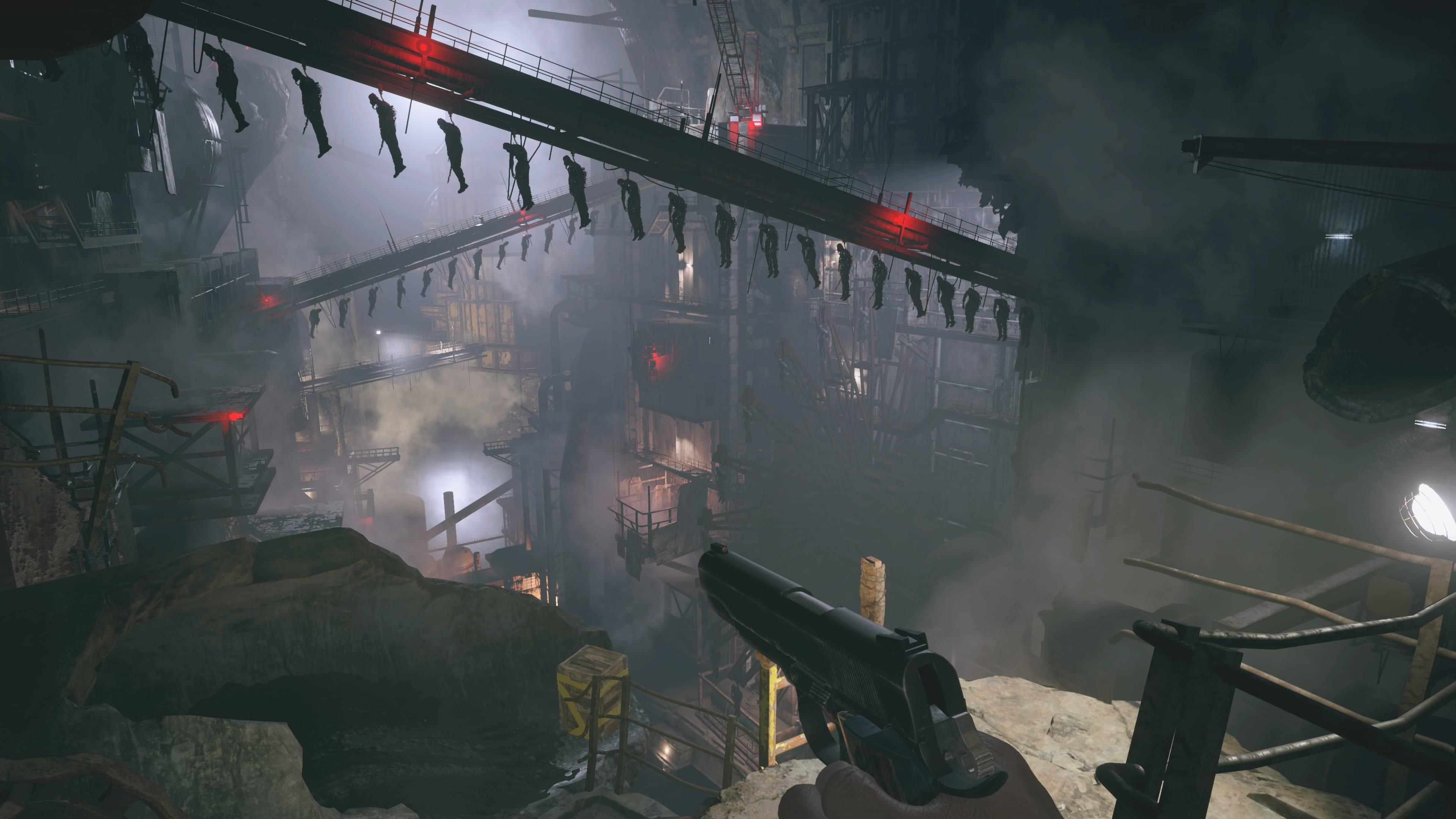 resident Evil 8: Heisenbergs Fabrik (Lösung)