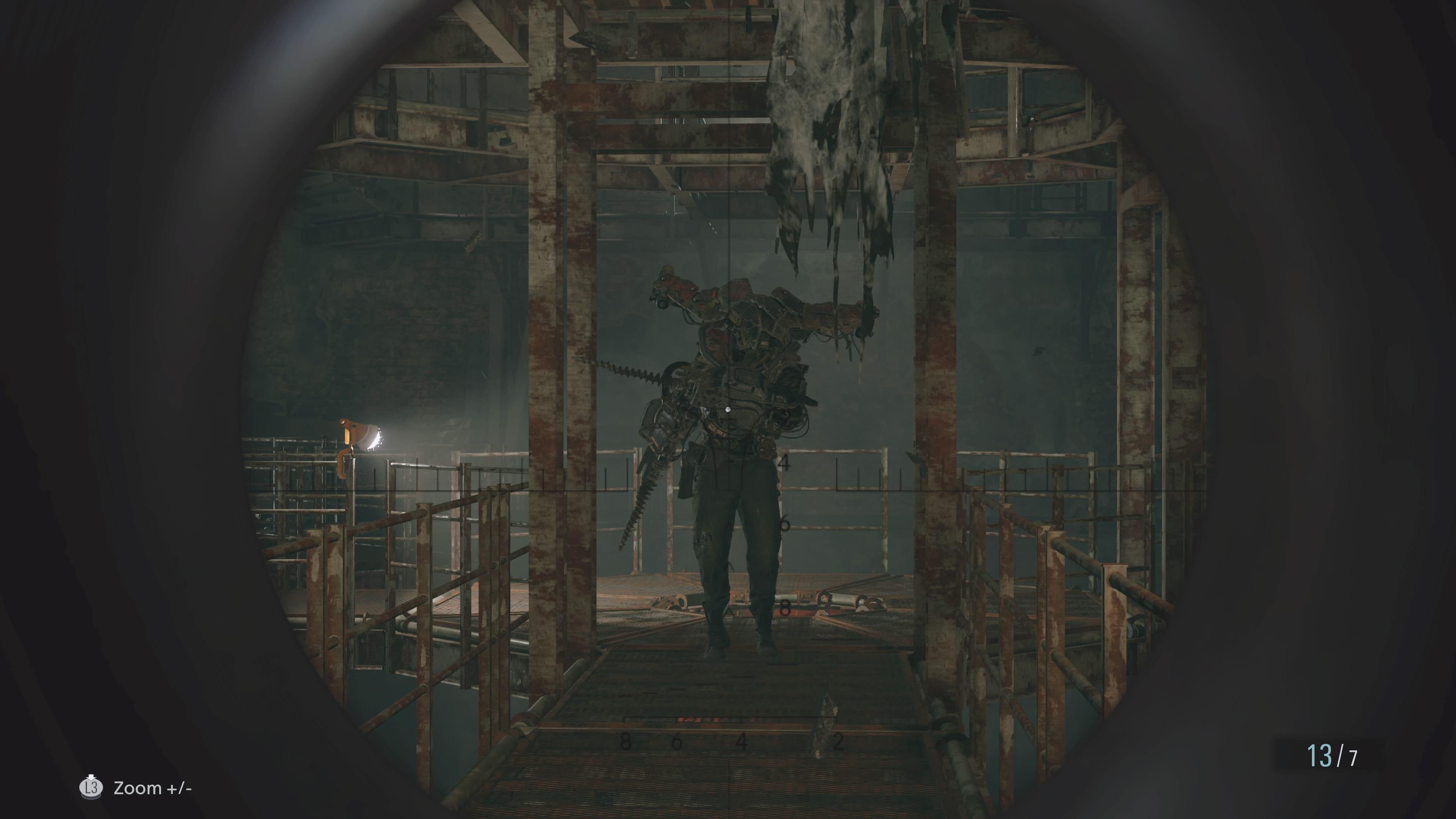 Resident Evil 8, Lückenfüller (Lösung)