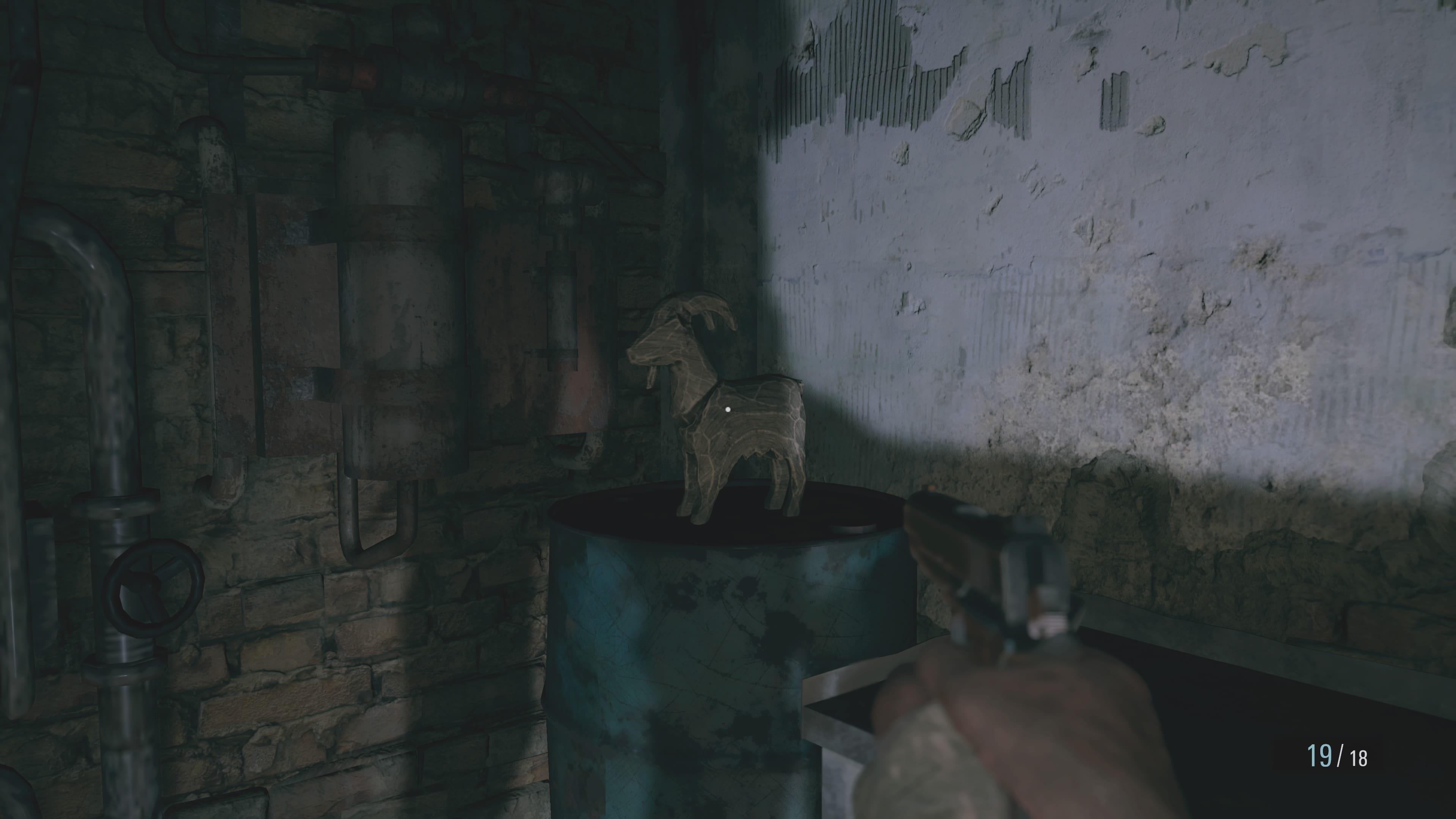 Resident Evil 8: Wächterziege in Fabrik (Lösung)
