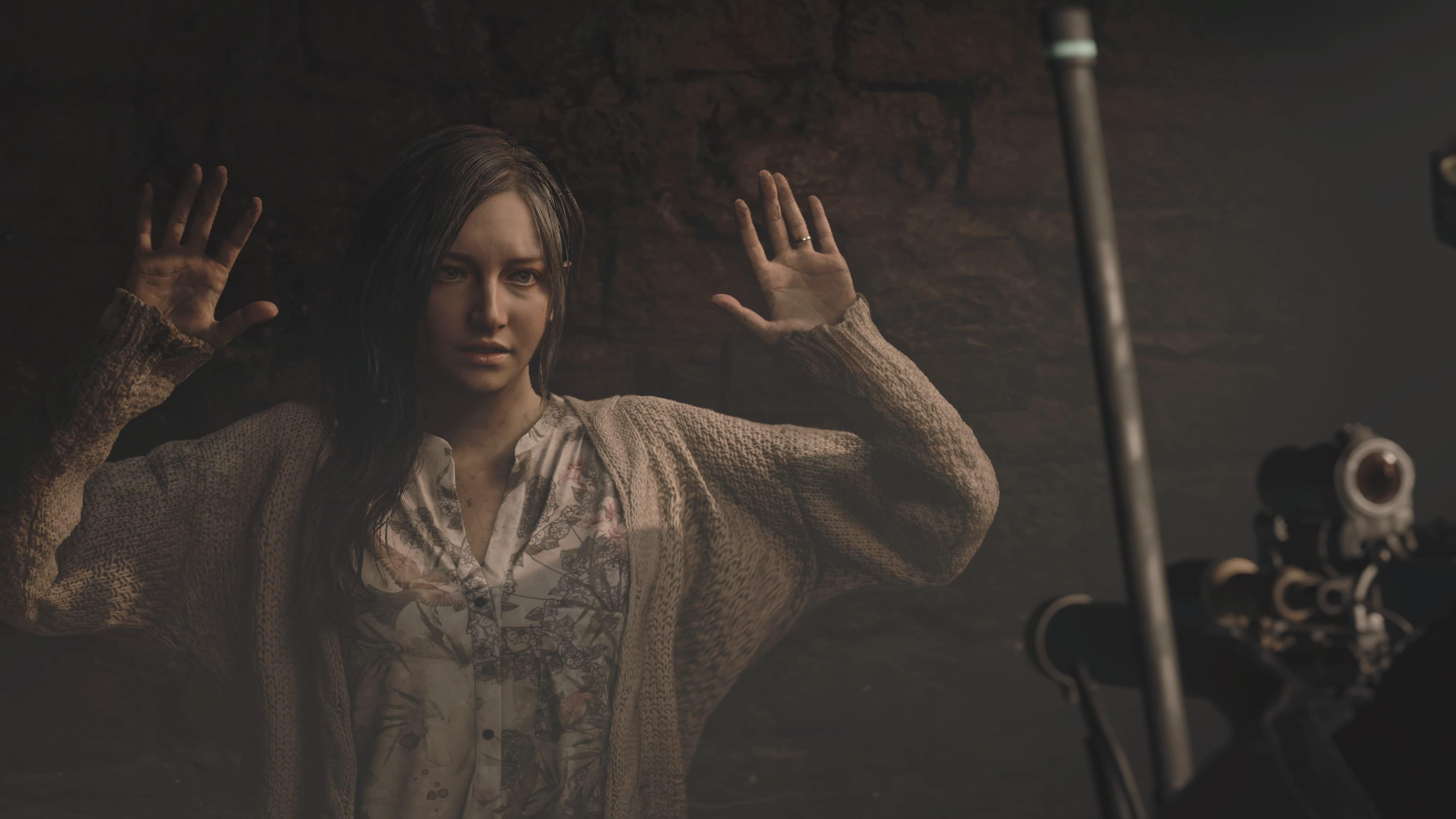Resident Evil 8: Mia Winters (Lösung)