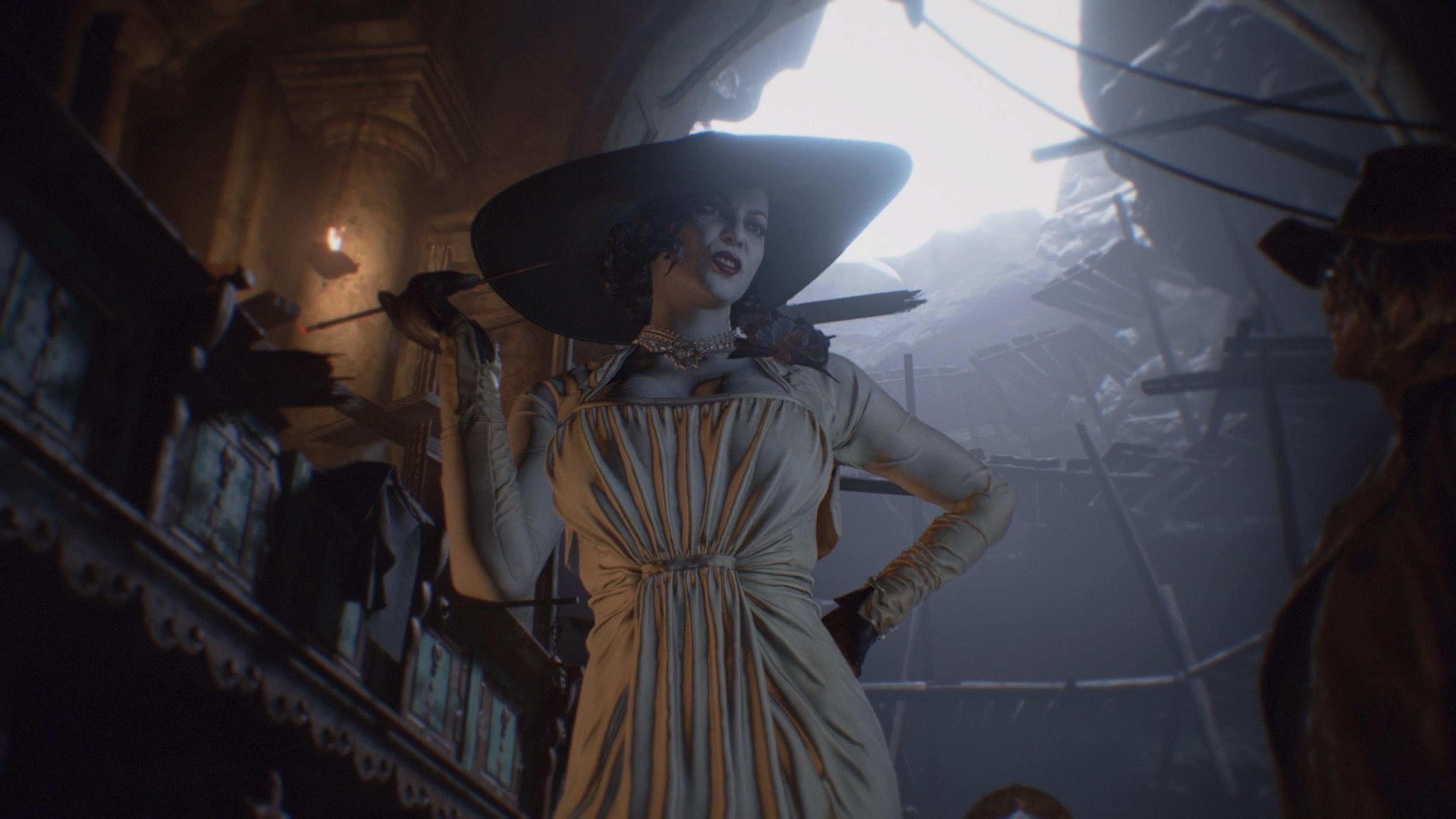 Resident Evil Village : Lady Dimitresu
