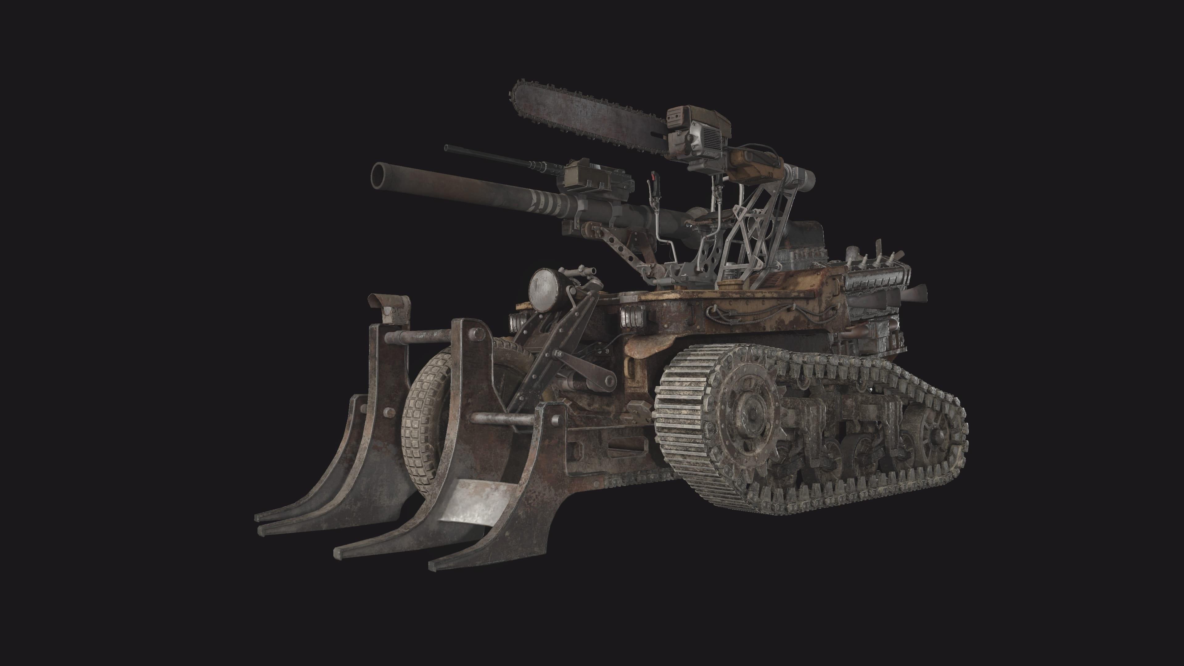 Fundort aller Waffen in Resident Evil 8 (Lösung)