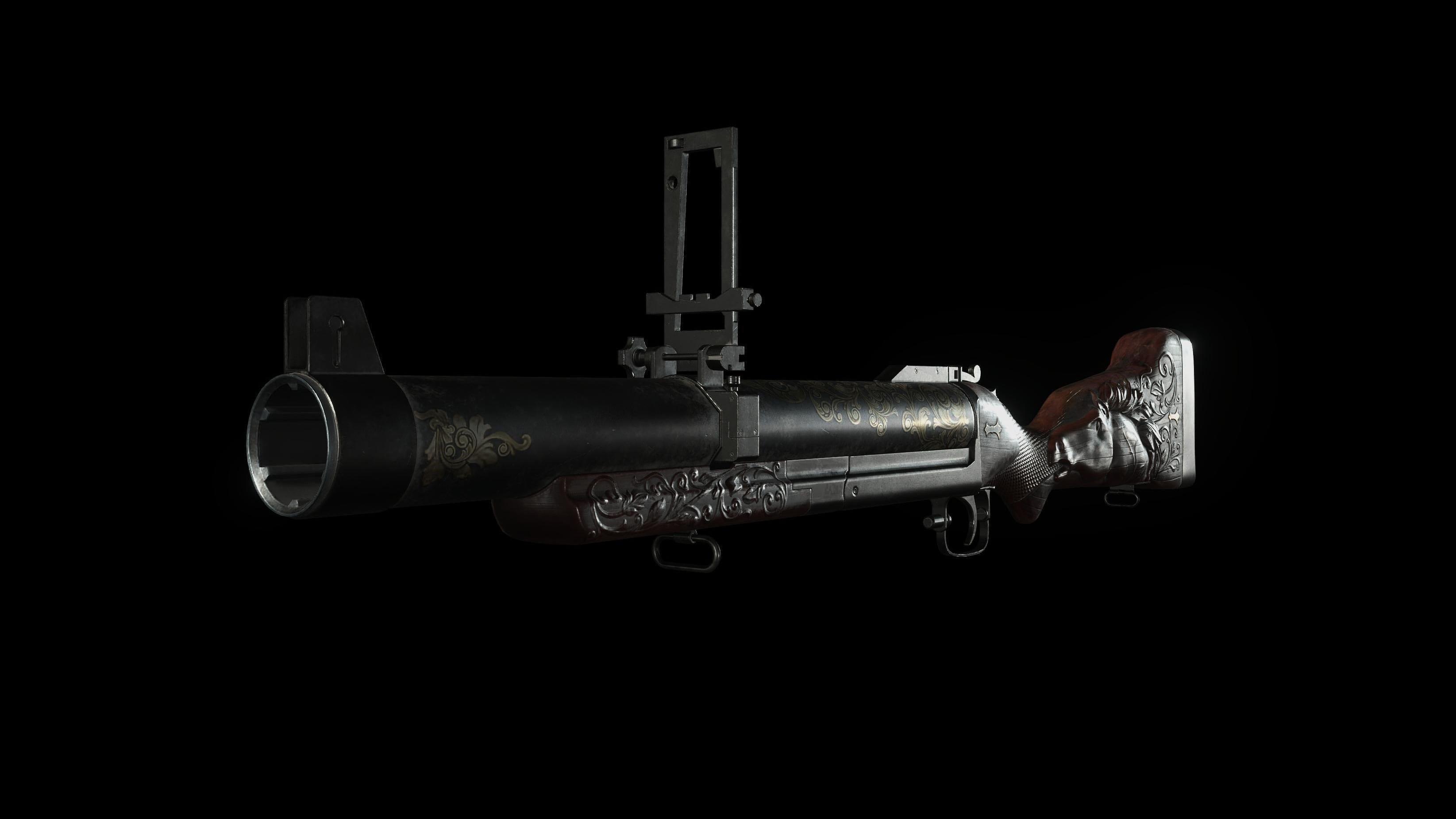 Resident Evil Village Granatwerfer