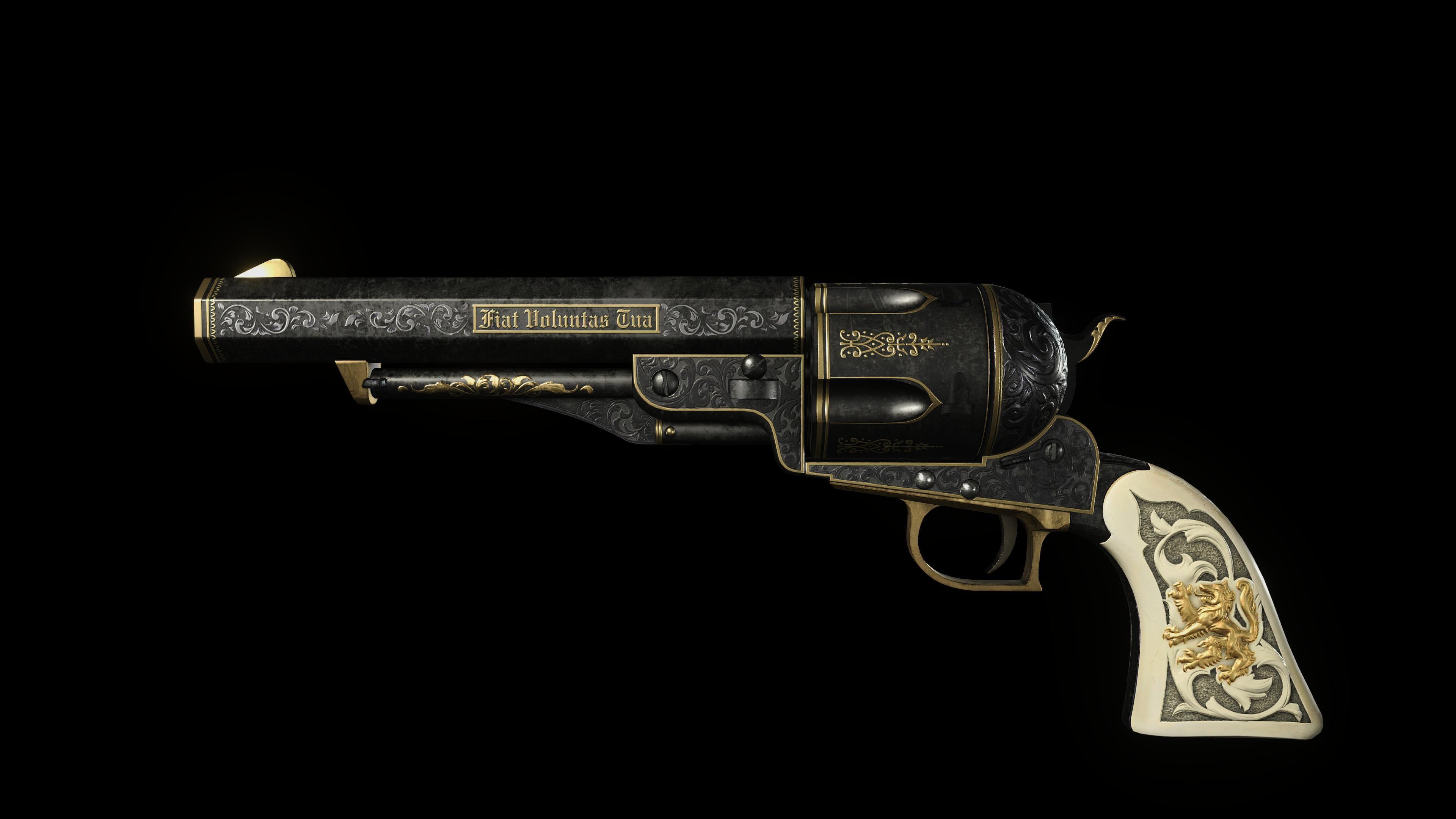 Resident Evil Village Fundort Magnum Revolver