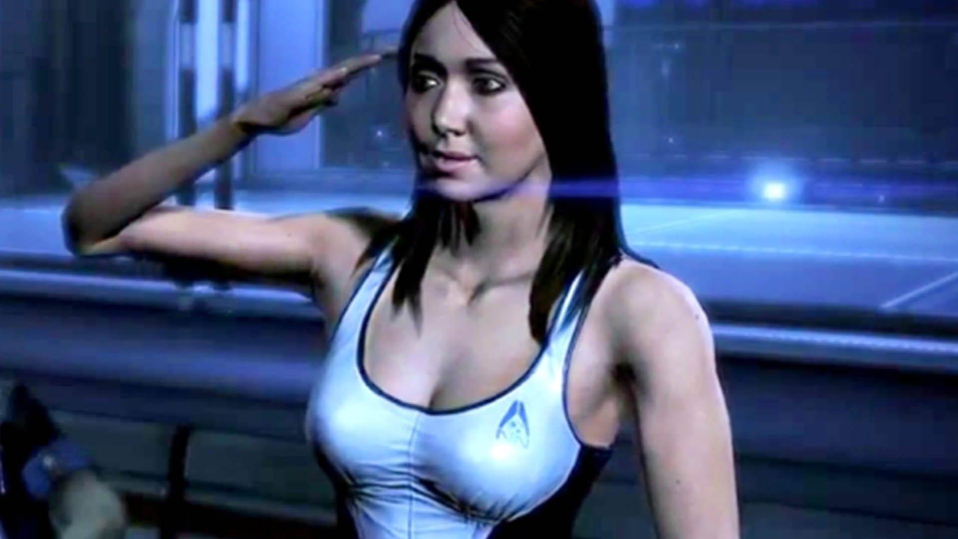 Romanzen Mass Effect 2 - Diana Allers