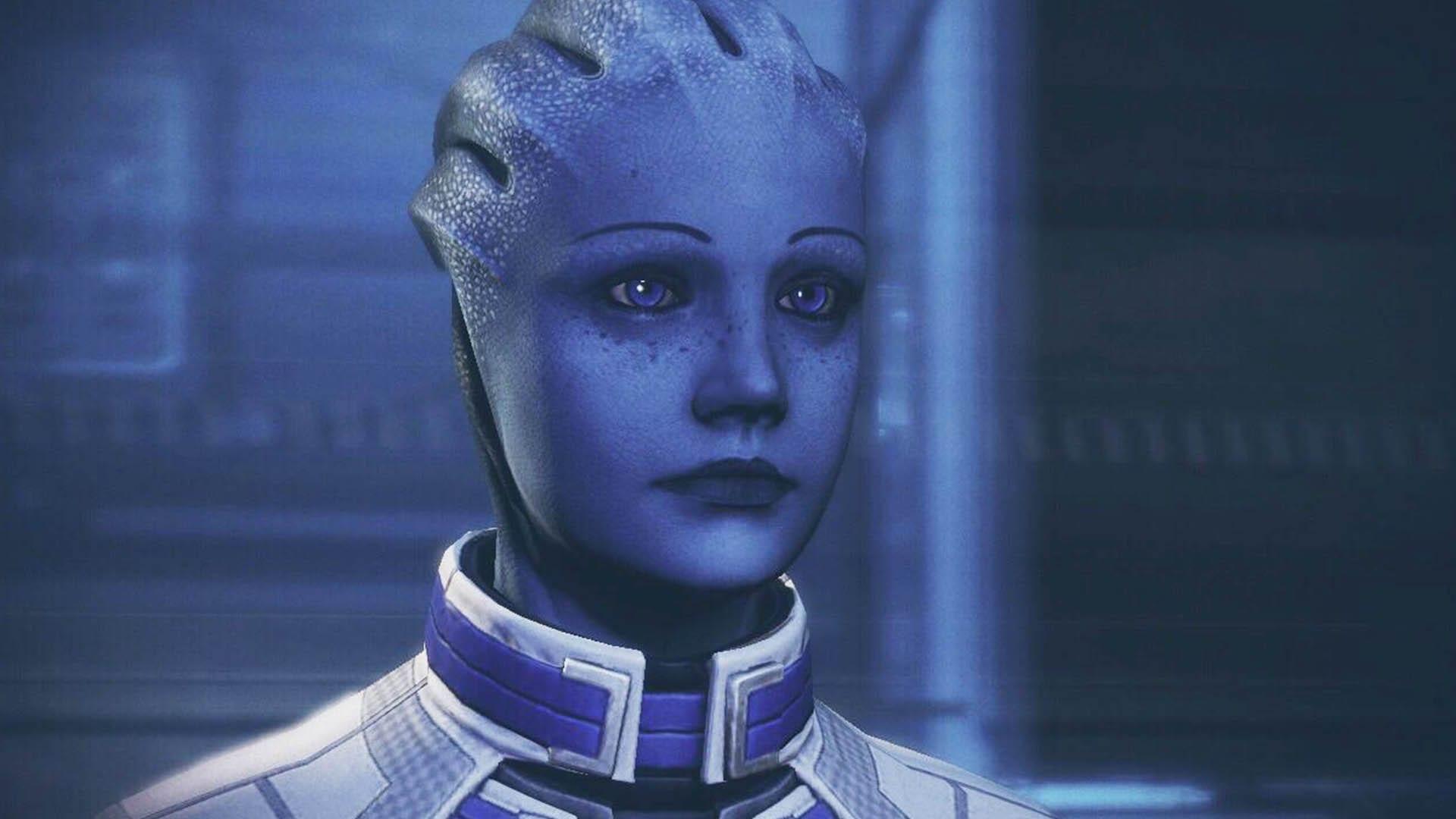 Romanzen Mass Effect 2 - Liara