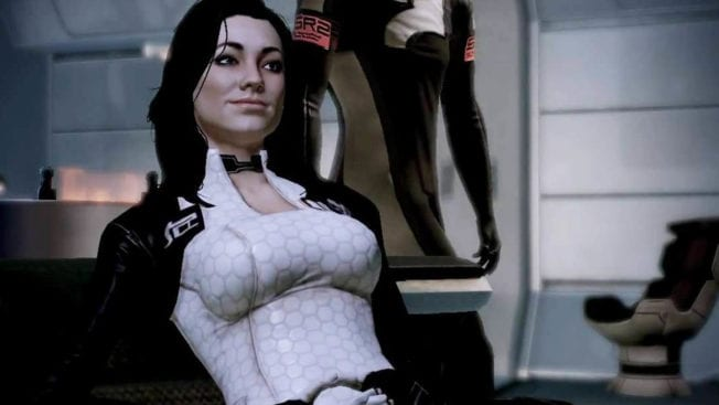 Romanzen Mass Effect 2 - Miranda