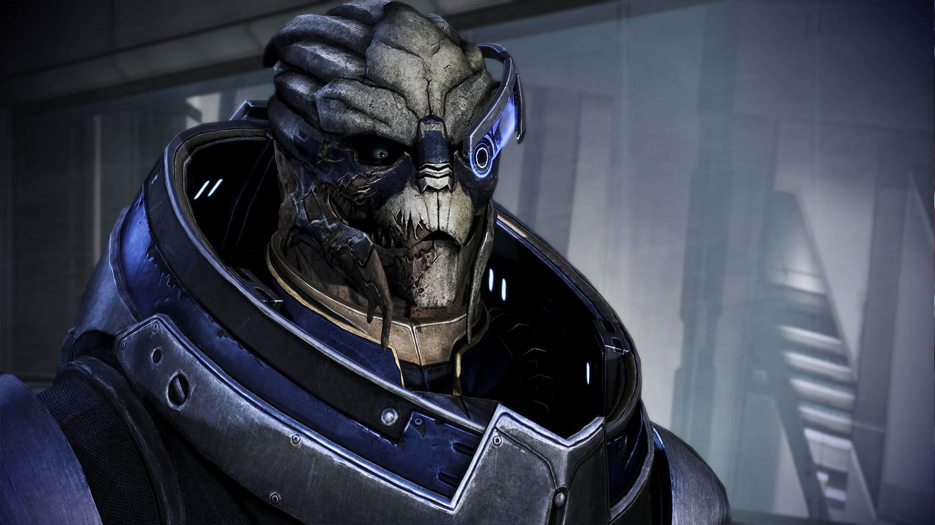 Romanzen Mass Effect 3 - Garrus