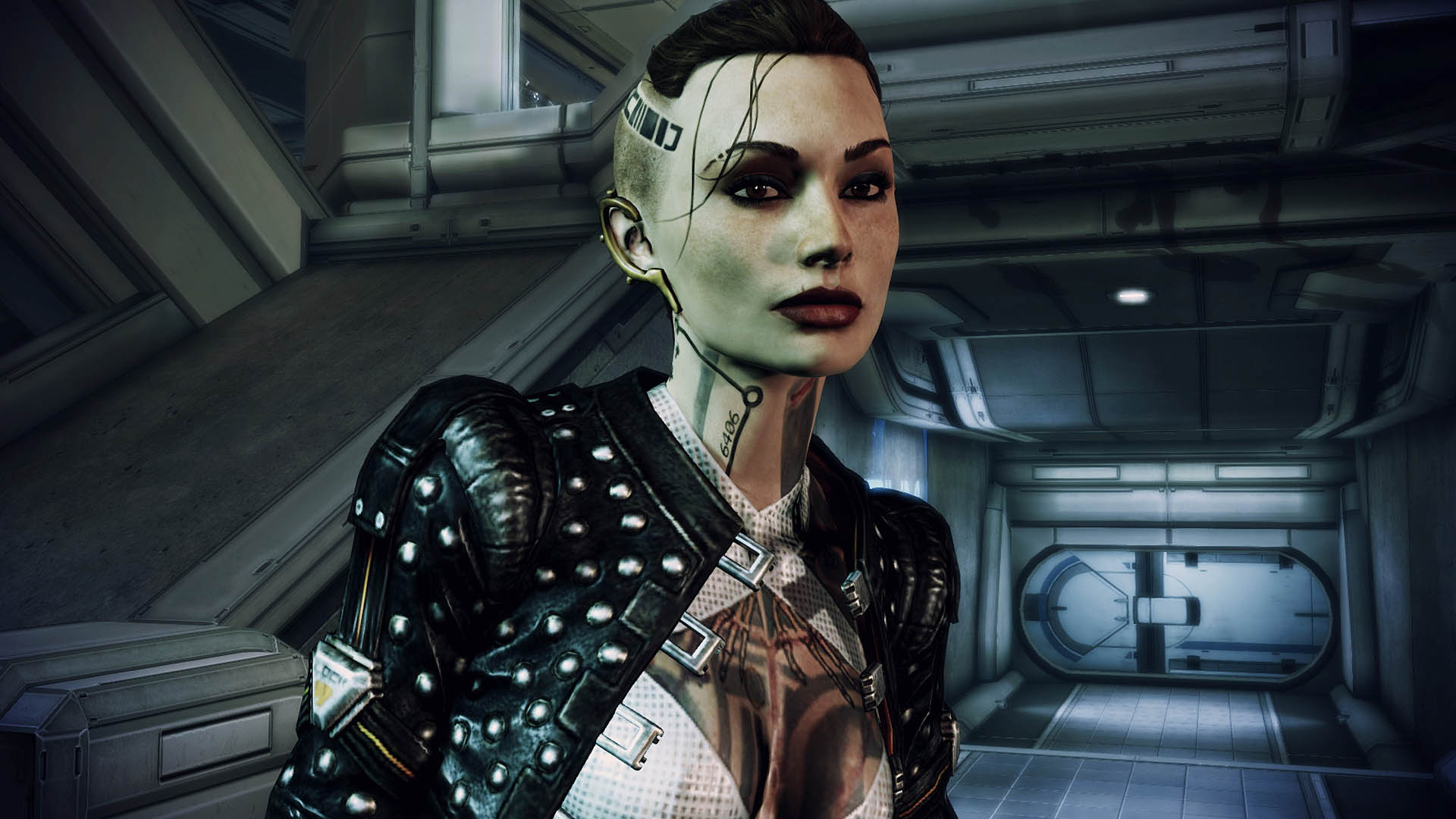 Romanzen Mass Effect 3 - Jack