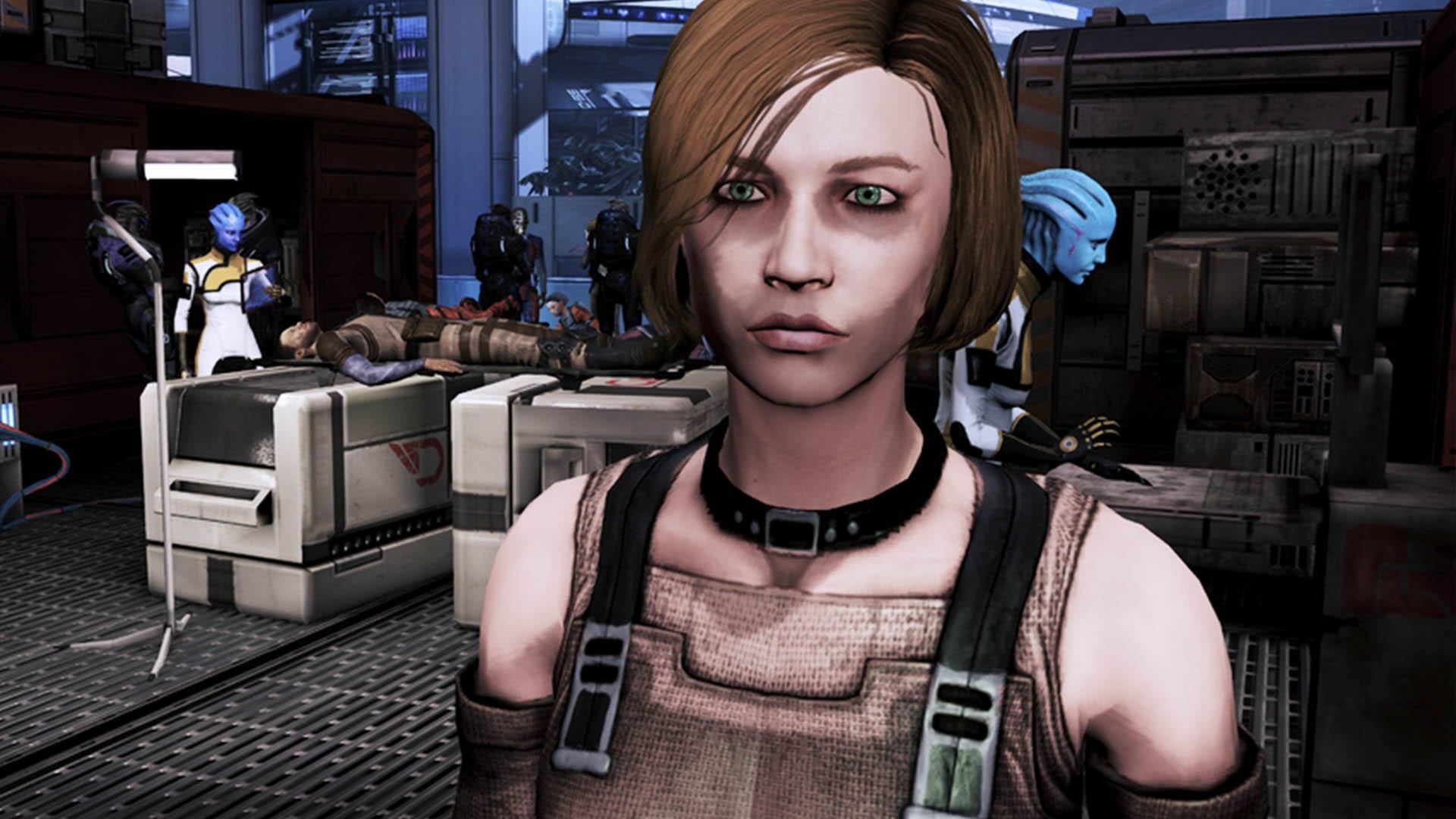 Romanzen Mass Effect 3 - Kelly Chambers