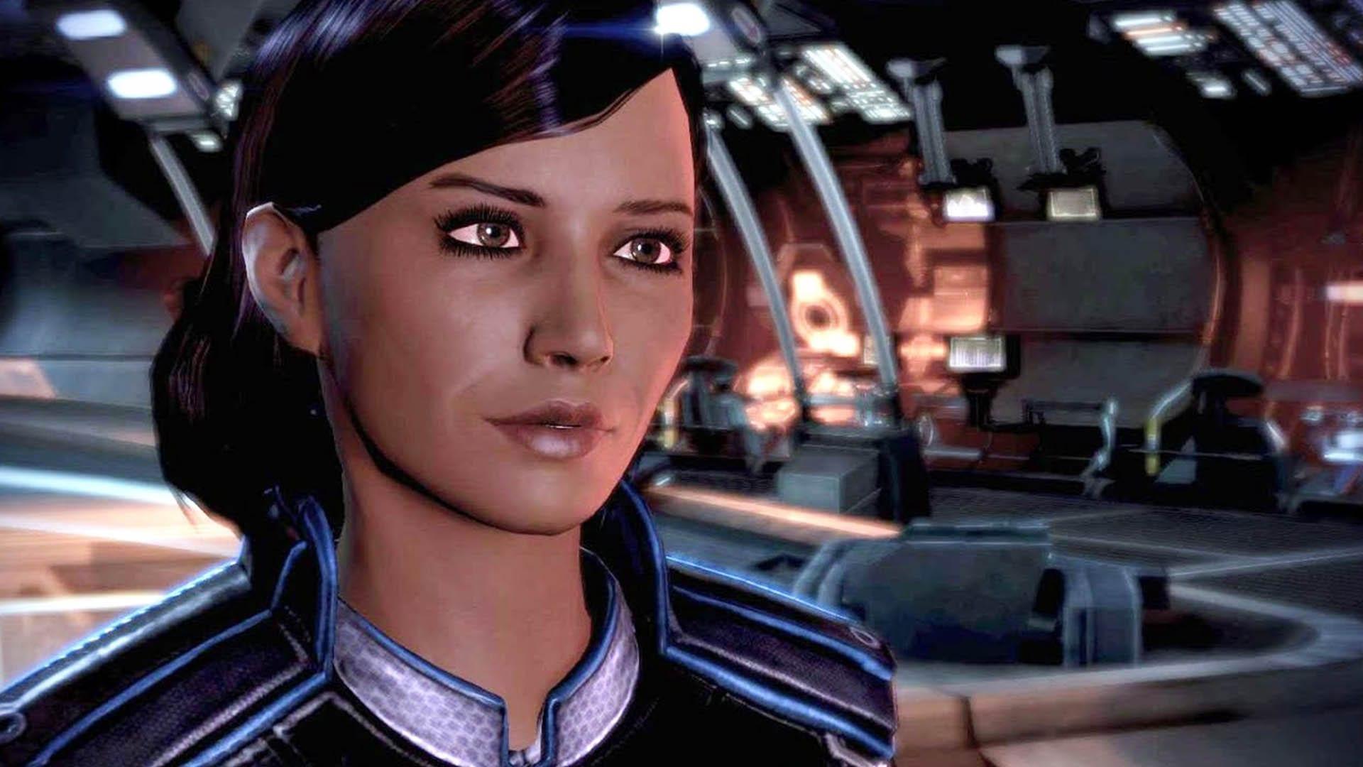 Romanzen Mass Effect 3 - Samantha