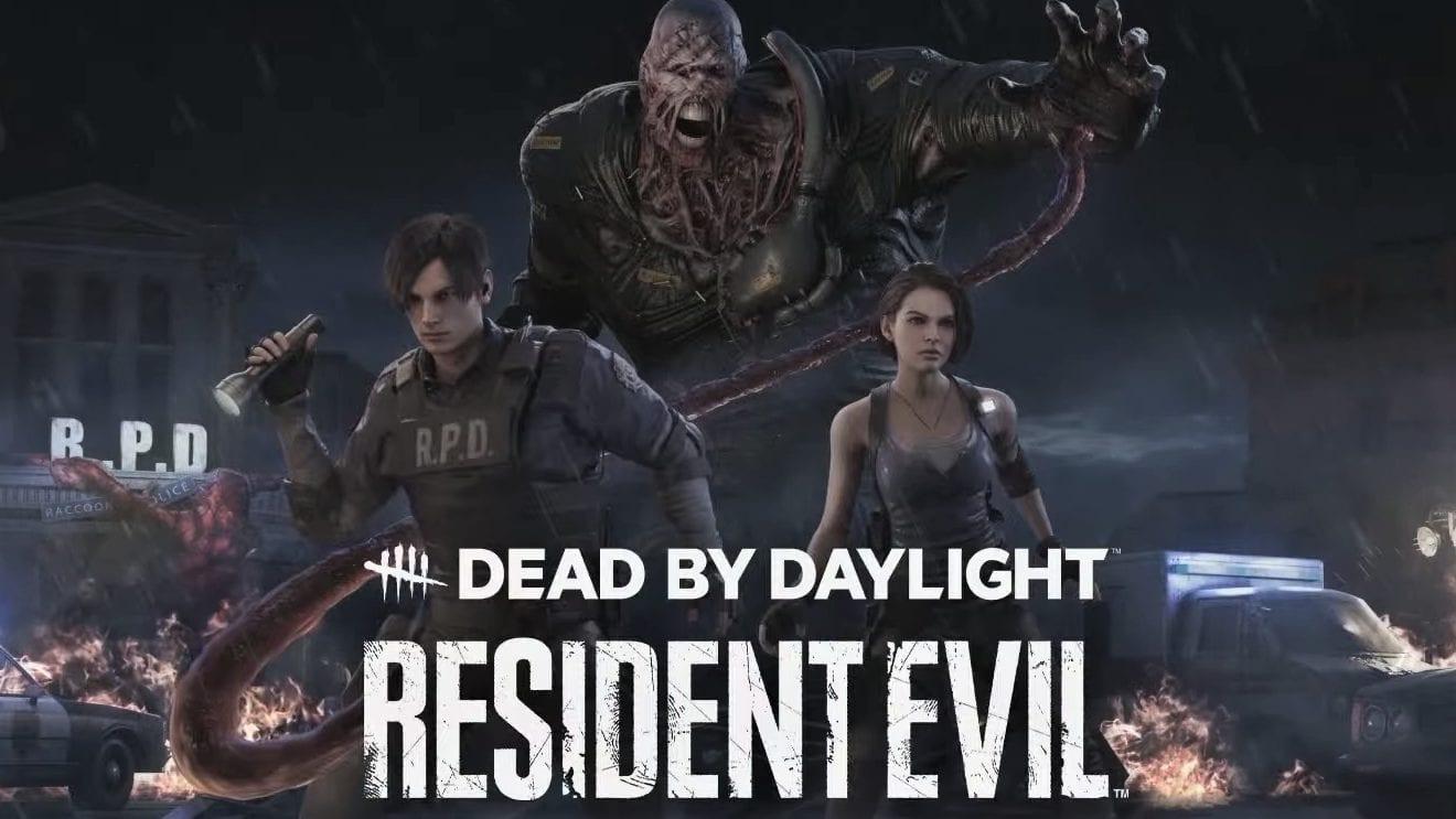 Dead by Daylight Resident Evil Killer Überlebende