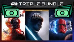 Star Wars Day 2021 - günstige Spiele