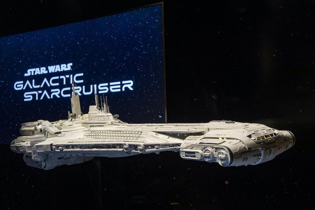 Star Wars Galactic Starcruiser - das ist das Raumschiff