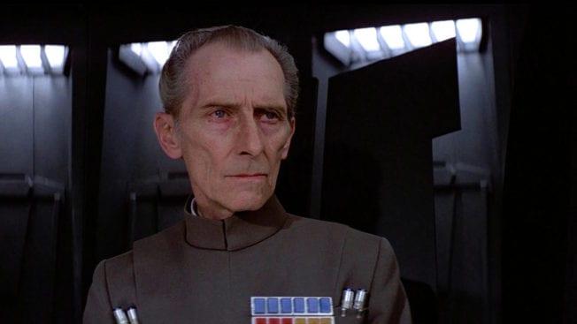 Star Wars: The Bad Batch Tarkin