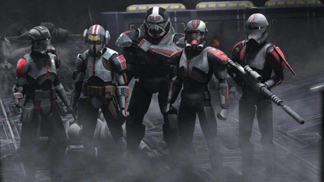 Star Wars: The Bad Batch Order 66