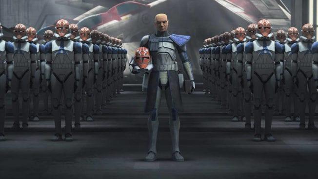 Star Wars: The Bad Batch Klonsoldaten