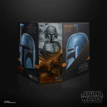 Star Wars - The Black Series - Helm - Death Watch 1